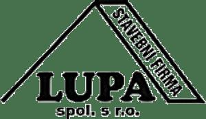 logo | Lupa s.r.o. stavební firma
